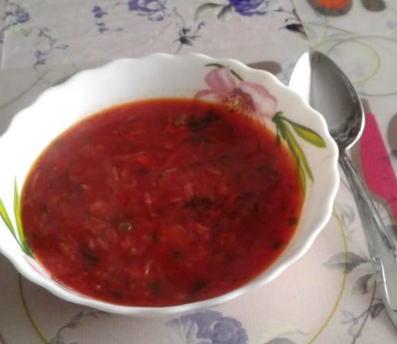 Борщ-вегетарианский-на-вкус-как-с-мясом